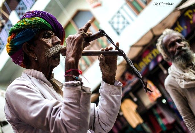 Colorful Turban