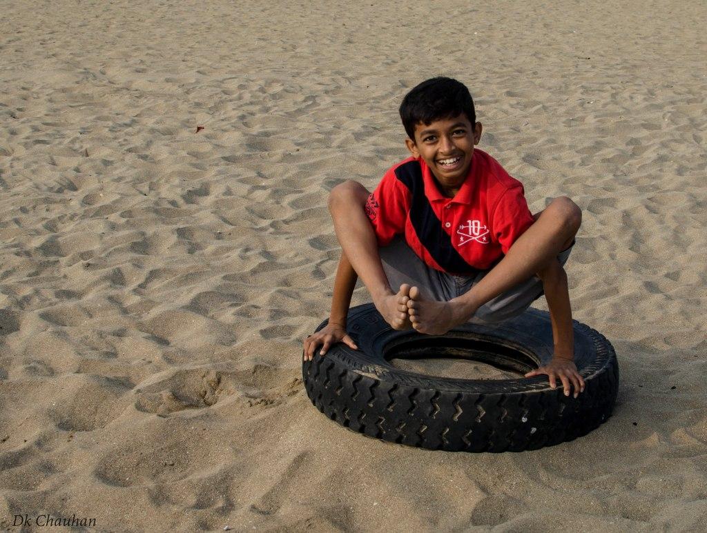 Namastey from Sagar