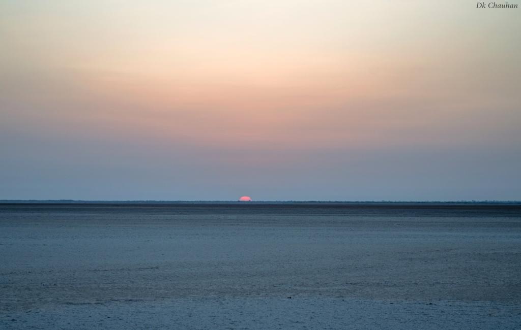 Half sunrise