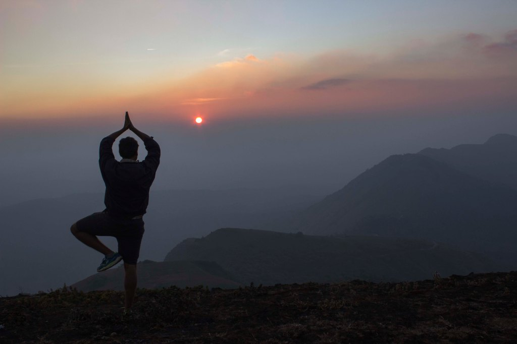 Being Yogi