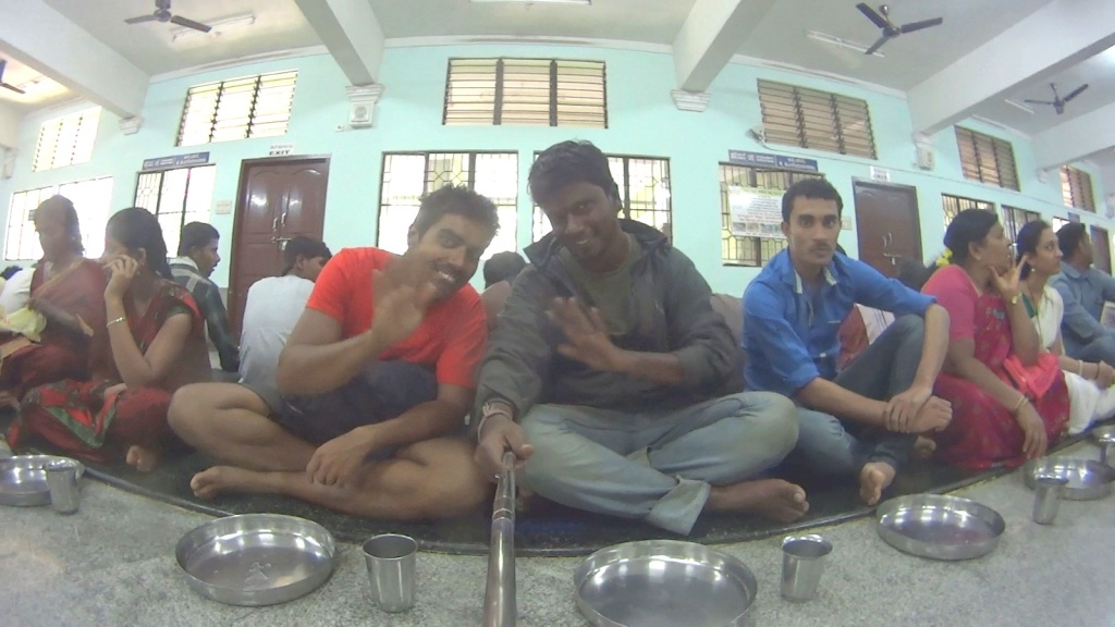 Free  meal at Annapurneshwari temple
