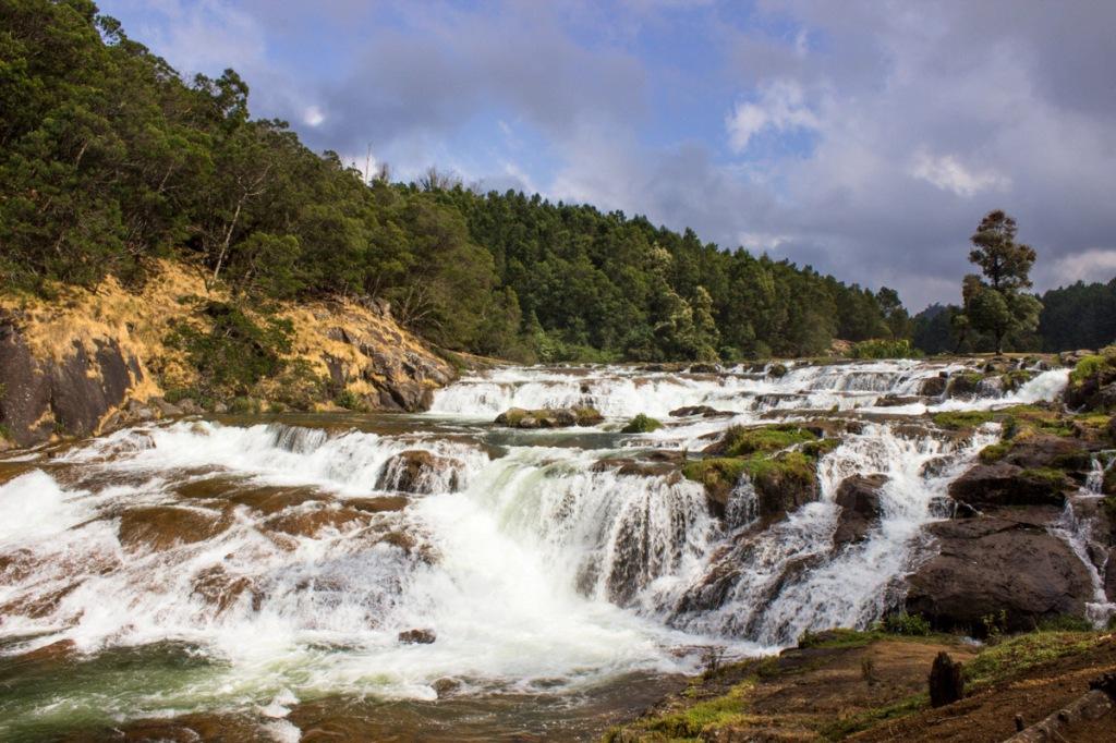 Waterfall in ooty