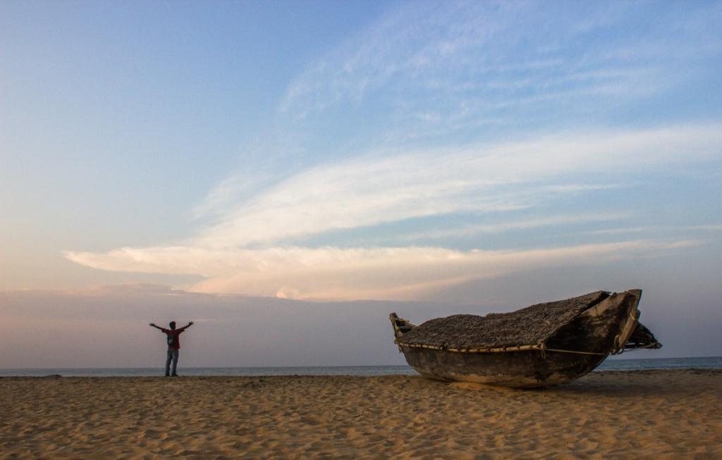 Kapil Beach , kerala