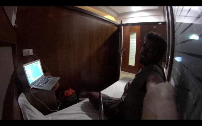 Dormitory at Aluva