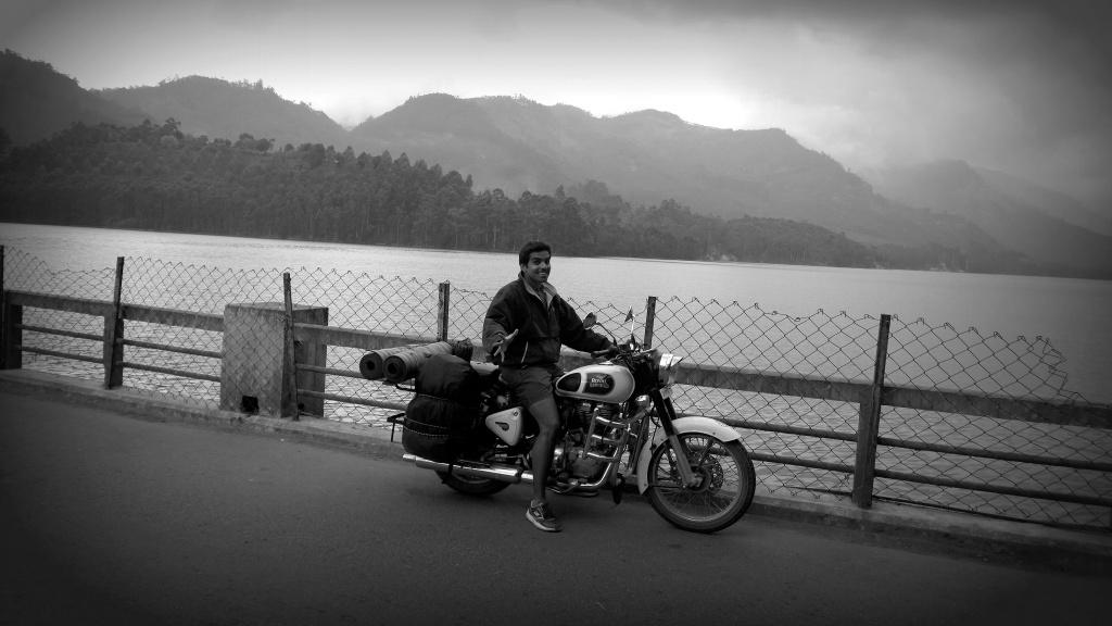 Mattupatti Dam , Munnar