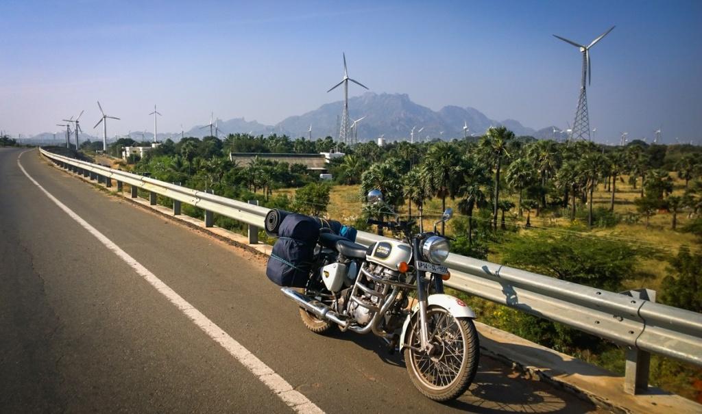 Kanyakumari to Rameshwaram highway