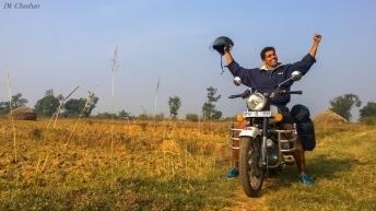 on highway to badami