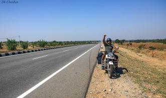 on Our way to hampi