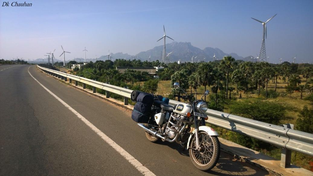 Kanyakumari - rameshwaram highway