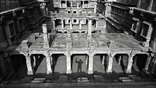 at stepwells