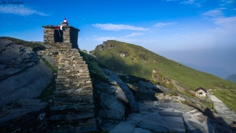 Trek to tunganath Peak uttrakhand