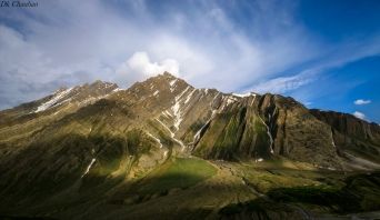 mountains view Leh ladhak Roadtrip