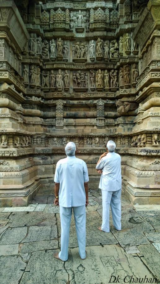 Temples of khajuraho madhapradesh