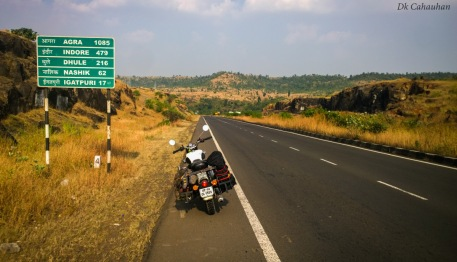 Igatpuri to nashik highway maharastra