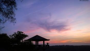 sunset point near trimbk