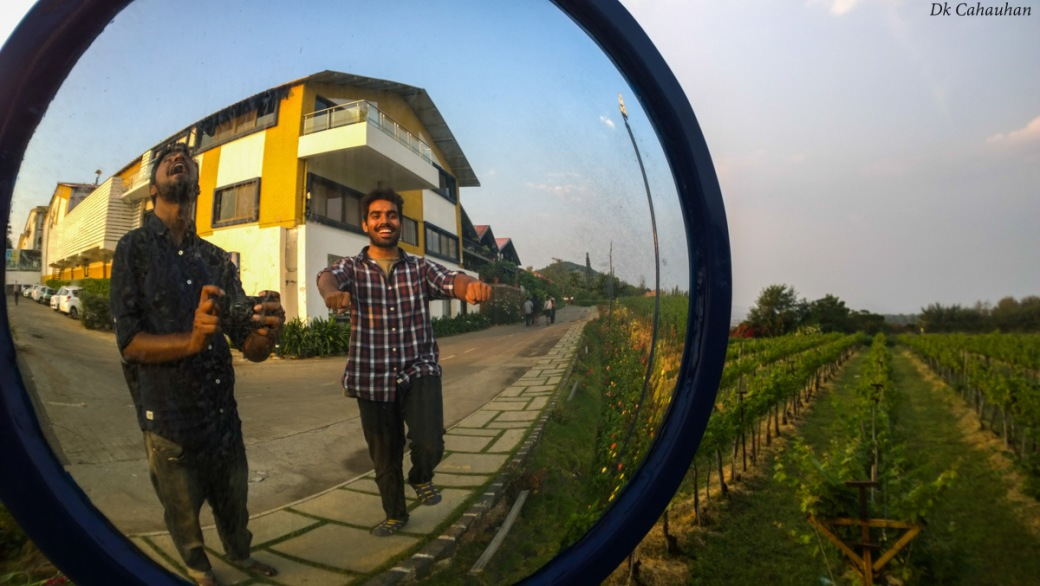 Lonelyindia at sula wine yard nasik