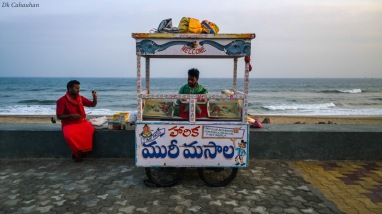 Beach road Vizag