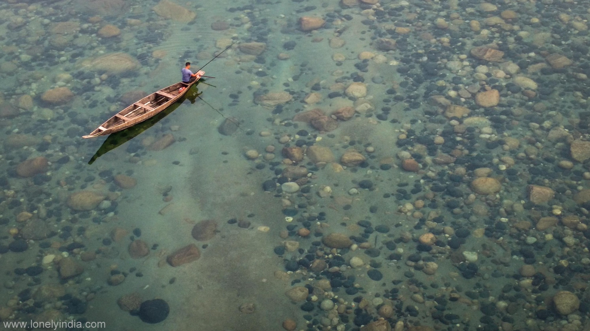 dawki meghalaya cleanest water in india