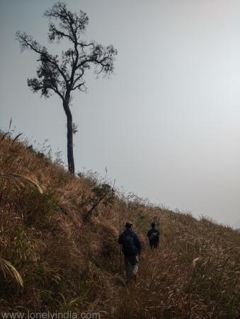 trek to 2nd highest peak of assam