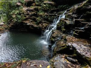 Bendao baiglai waterfall halflong assam