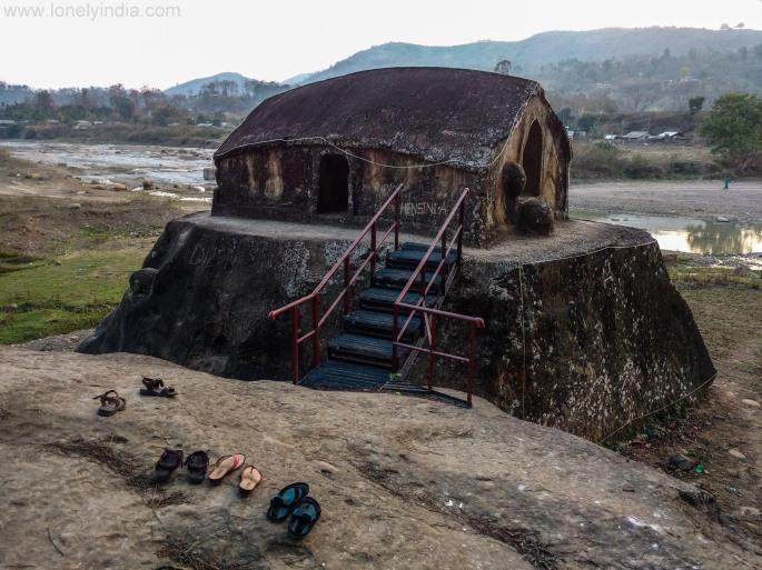 stone house maibong assam