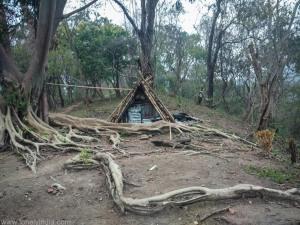 stay with baba in unakoti tripura