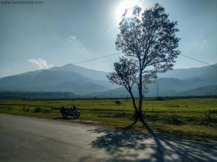 highway near imphal manipur