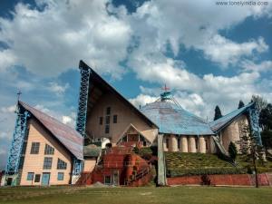 roadtrip biggest catholic church of northeast