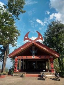 gate of nagaland village