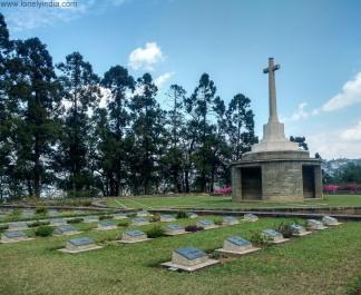 World war 2 cemetery kohima