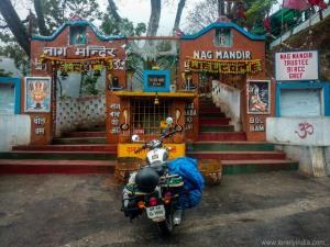 nag temple or snake temple arunachal pradesh India
