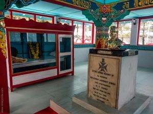 Jawasnt sing memorial place Arunachal Pradesh India