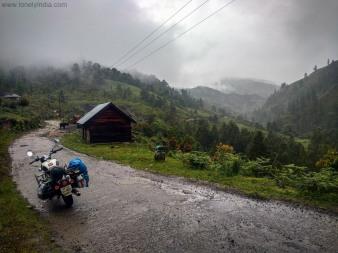 road trip in arunachal pradesh mechuka village