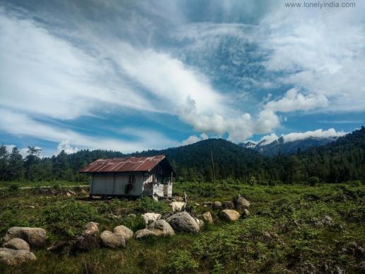 Mechuka village arunachal pradesh India