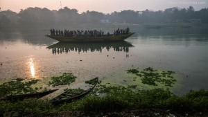 ghats of mayapur west bengal