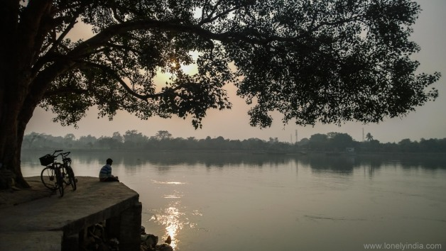 ghats near char bangla west bengal
