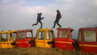 roadtrip to darjeeling west bengal