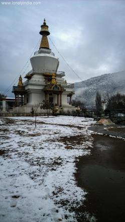 thimpu chorten bhutan