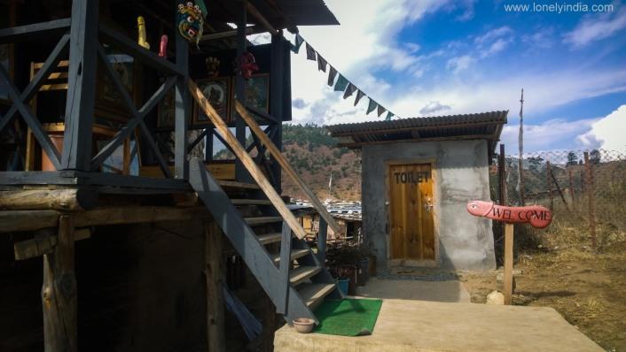 chimi lakhang sign bhutan