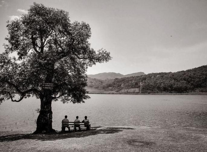 Mizoram lake