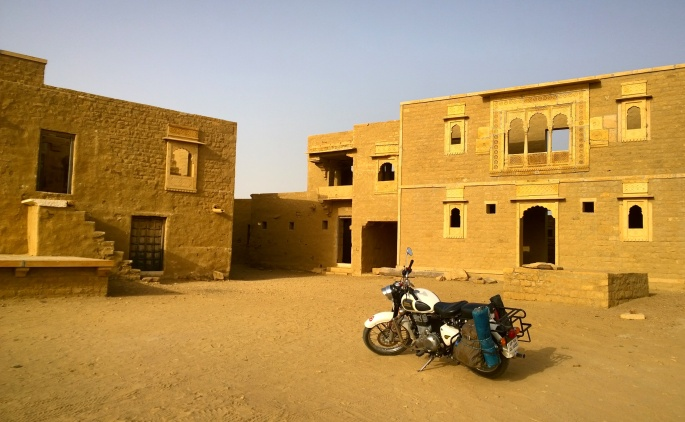 Short travel story from Haunted village rajasthan