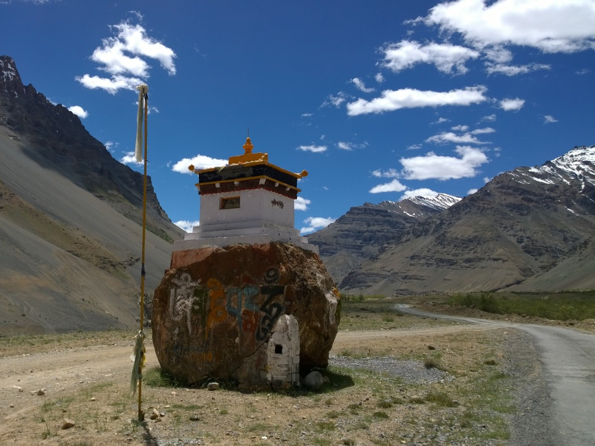 Short travel story from Leh