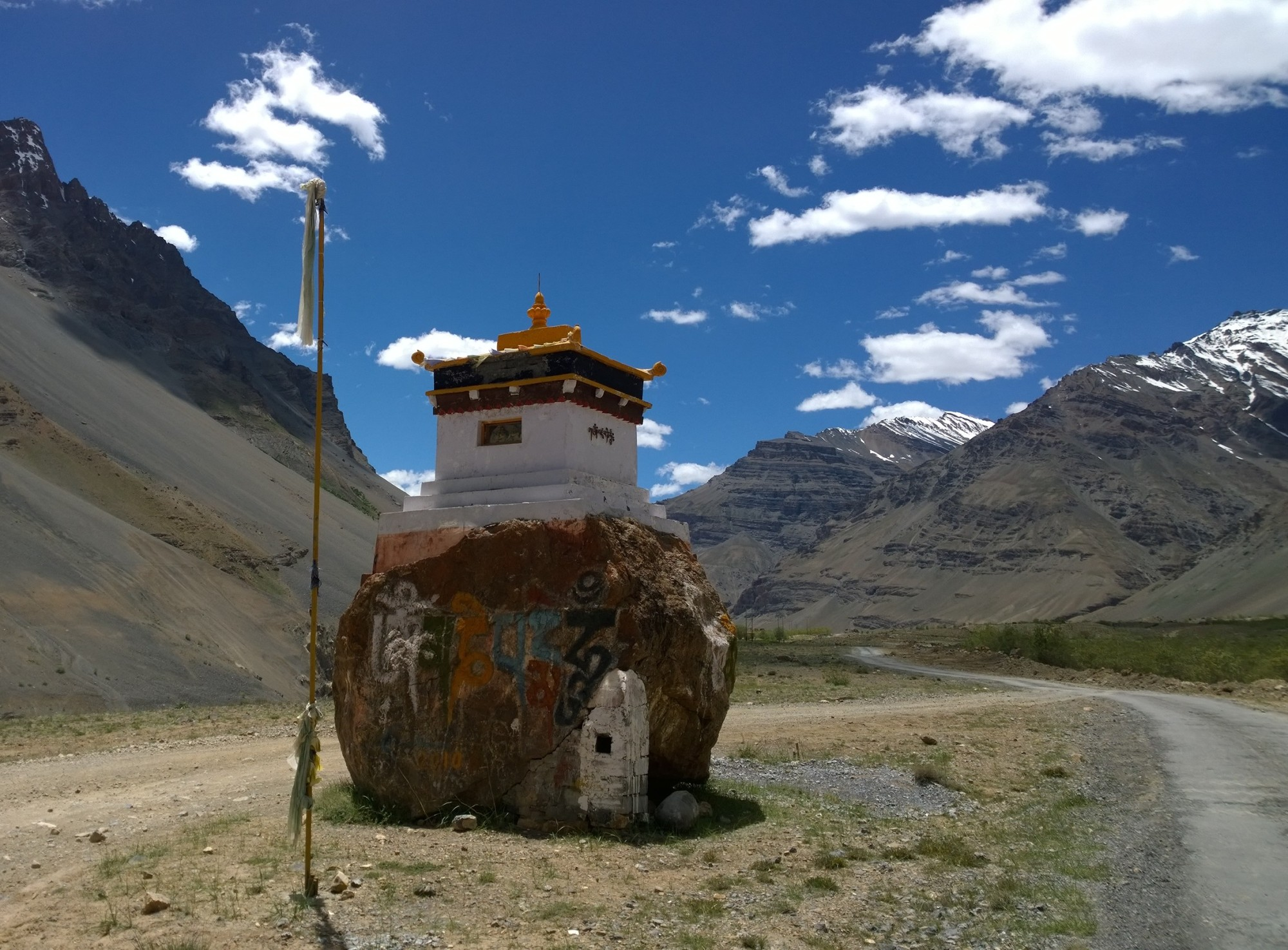 Short travel story from Leh