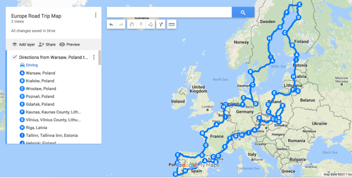 Europe_roadTrip_map_on_Motorcycle