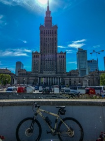 Warsaw trade center poland