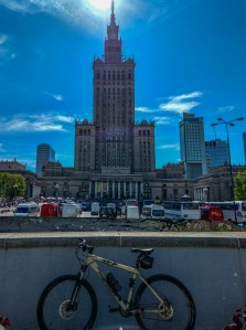Warsaw trade center poland