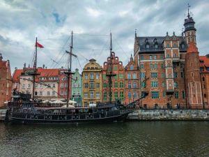 Port of Gdansk, Poland
