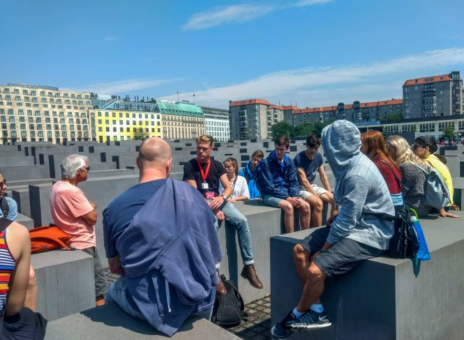 Free walking tour in Berlin, Germany