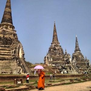 Things to see in Ayutthaya. Phra Nakhon Si Ayutthaya