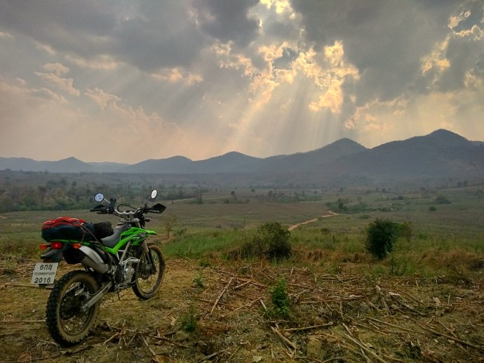 Offroading in North thailand